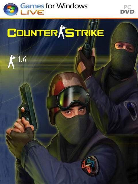 تحميل لعبة Counter Strike 1.6 + باتش للعبة مضغوطة برابط واحد مباشر كاملة مجانا