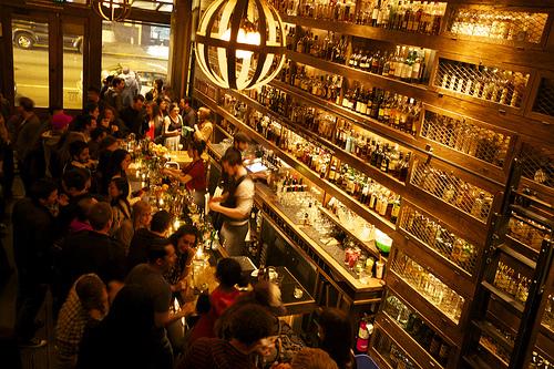 RickHouse Bar em San Francisco
