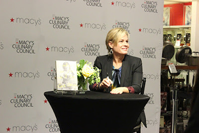 Cooking as Fast as I Can Cat Cora Book Signing Meet & Greet Macy's