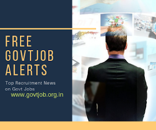 Free Job Alerts, Govt Job in India, Central Govt Job, Bank Jobs, Railway Jobs, Jobs In India