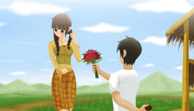 kata kata mutiara cinta romantis di dunia