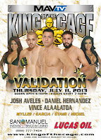 MMA Events King of the Cage