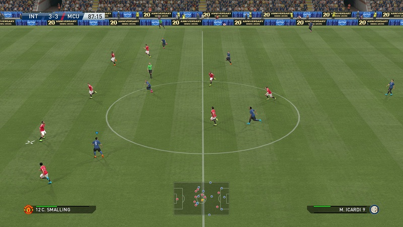 Descarga el juego Pro Evolution Soccer 2016 + Update 7 para Pc