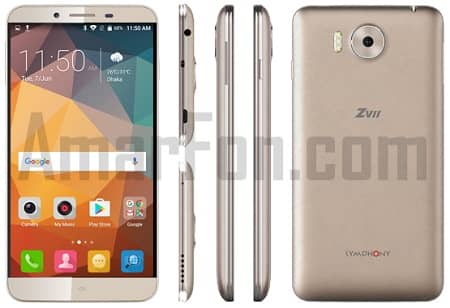Symphony ZVII (3/2GB RAM) Price and Specifications in Bangladesh