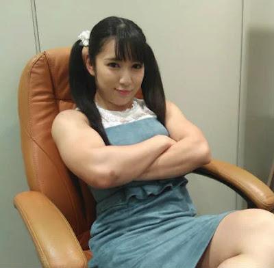 Reika Saiki di tahun 2019