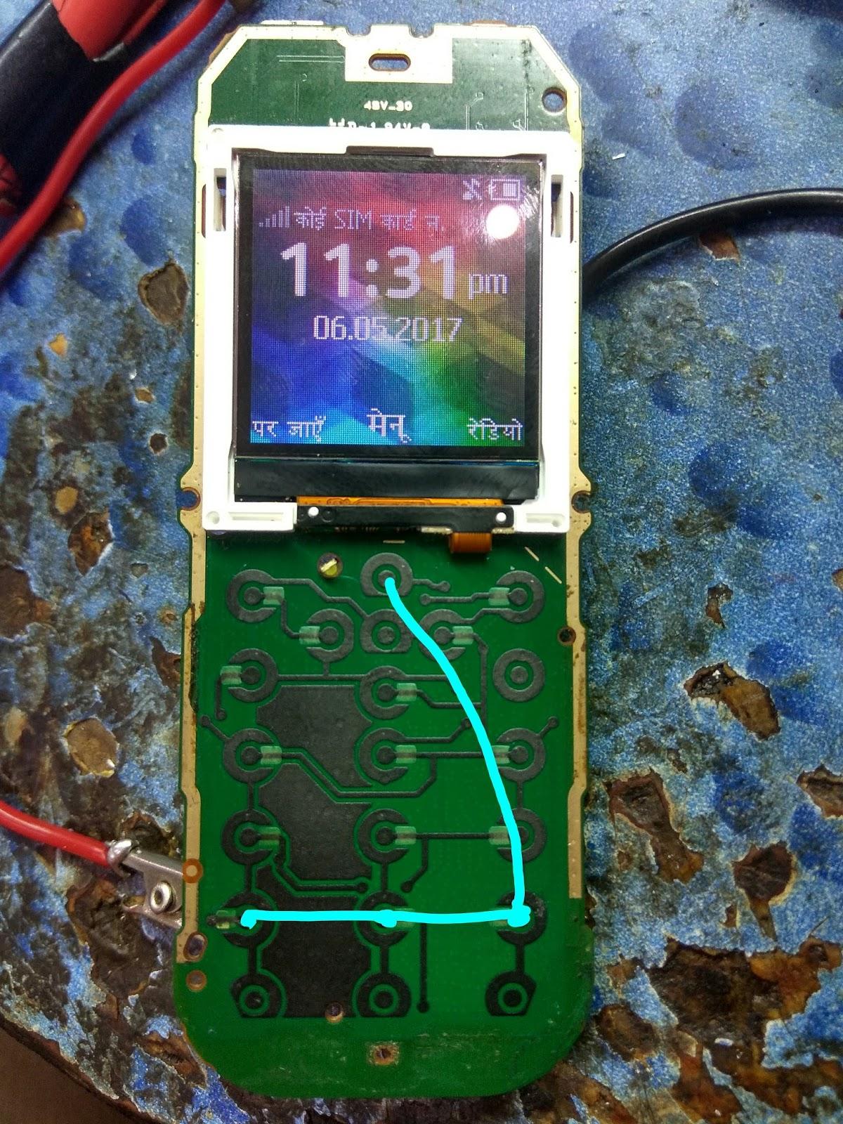 Mashup Everything  Nokia 105  1134  Keypad 7 8 9 Not Working