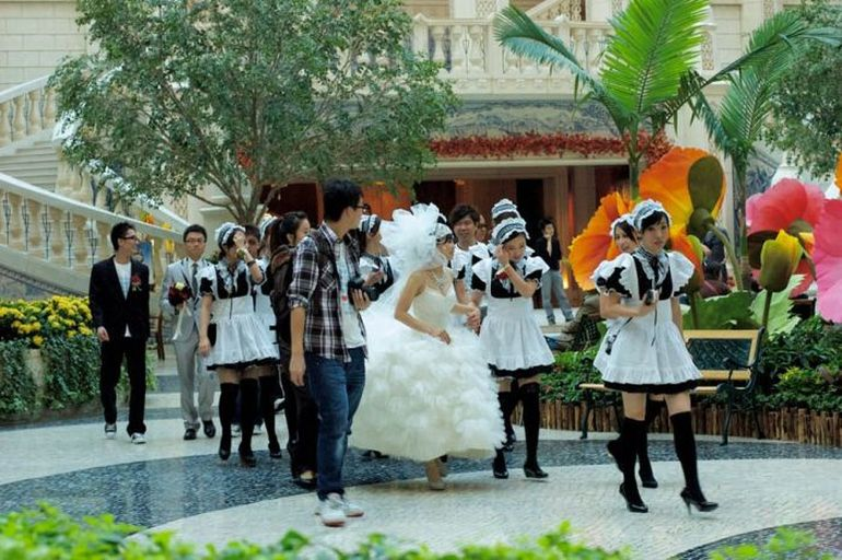 Marriage Traditions Around The World Pics: Top World News: Wedding Traditions Around The World