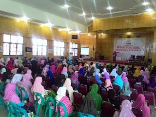 KIN-4 MHTI Langsa : Sistem di Indonesia Malapetaka terhadap ketahanan keluarga