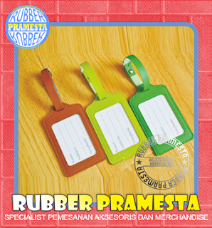 LUGGAGE TAGS DESAIN SENDIRI | BAG TAG KARET | LUGGAGE TAGS | TAGS NAME KARET