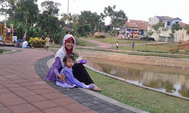 Taman Miring Jagakarsa