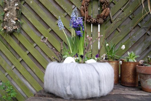 Filz und Garten - Gartenblog: März 2017