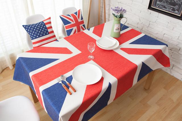 【好物】讓空間吹起歐美風 國旗系列家品