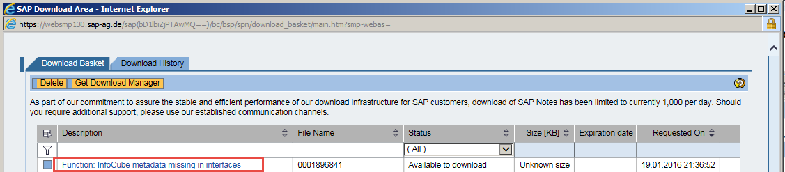 Martin Maruskin blog (something about SAP): How to manually