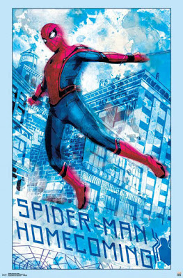 Póster internacional de Spider-Man: Homecoming