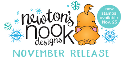 November Release | Newton's Nook Designs #newtonsnook