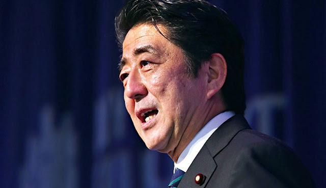 O primeiro-ministro japonês, Shinzo Abe, convocou nesta segunda-feira (25) uma eleição antecipada.