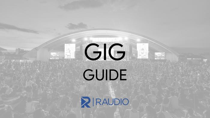 Gig Guide: September 17-22, 2018