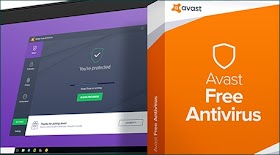 Download Avast Free Antivirus 2018 With Built-in 1 Year License Key