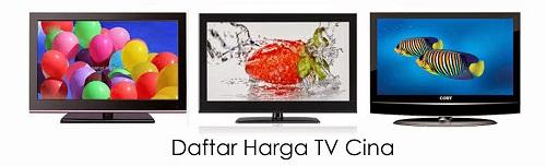 Daftar Harga TV LED China Semua Merk Terbaru 2016