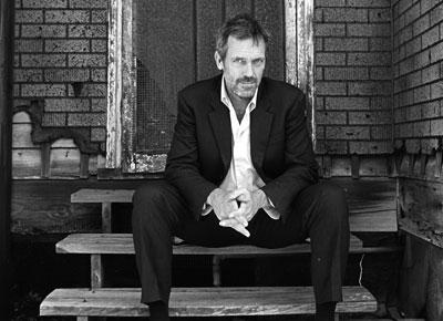 Hugh Laurie with the Cooper Bottom Band en los Veranos de la Villa
