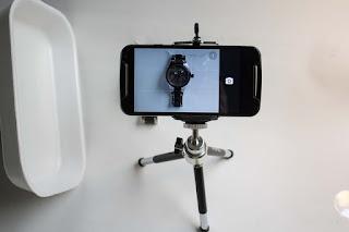como tirar boas fotos com o celular