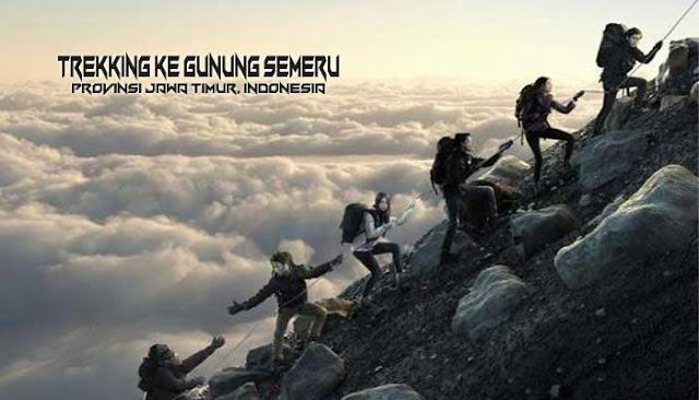 Trekking Ke Gunung Semeru