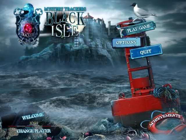 mystery trackers 3 black isle
