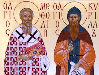 Saint Cyril and Saint Methodius
