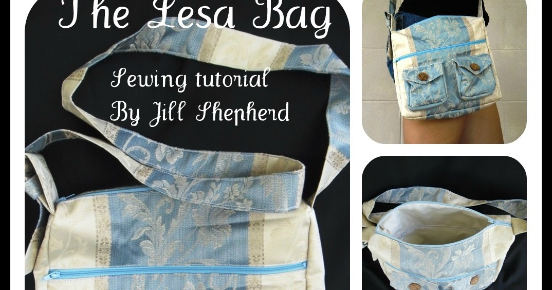 The Lesa Bag - a free tutorial