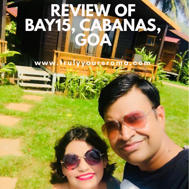 bay 15 cabanas goa