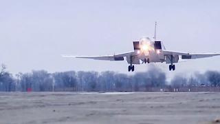 Bomber Tu-22M