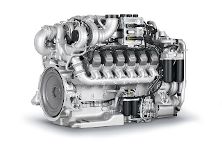 be a diesel engine swimmer