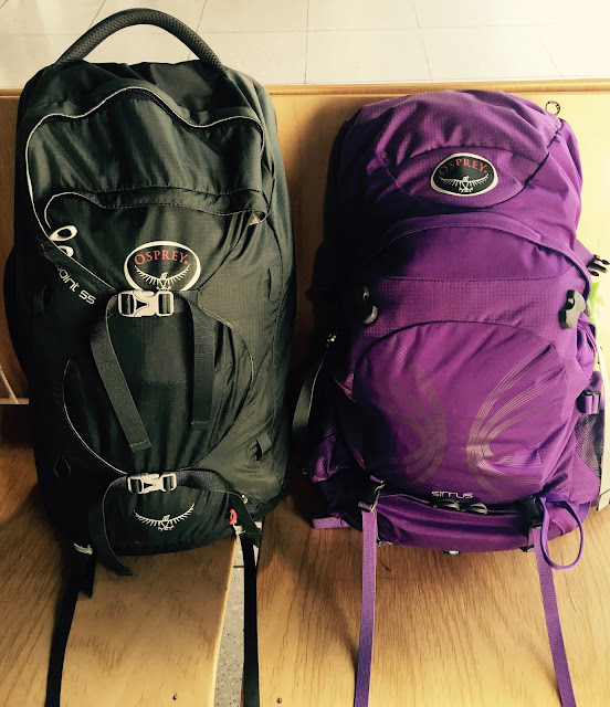 adventure, asia, backpacking, backpacks, farpoint 55, osprey, se asia, sirus 36, travel, wanderlust