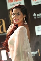 Prajna in Cream Choli transparent Saree Amazing Spicy Pics ~  Exclusive 026.JPG