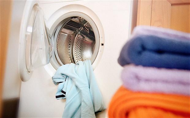 mesin cuci frontloading