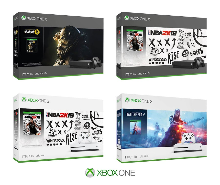 xbox one bundles deal discount