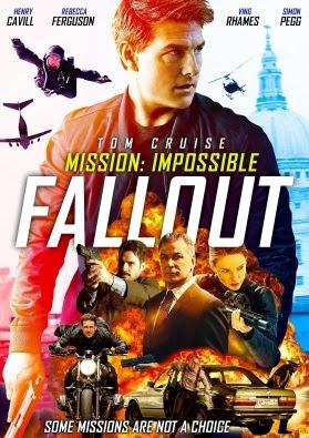 Mission: Impossible – Fallout [2018] Final [NTSC/DVDR] Ingles, Español Latino