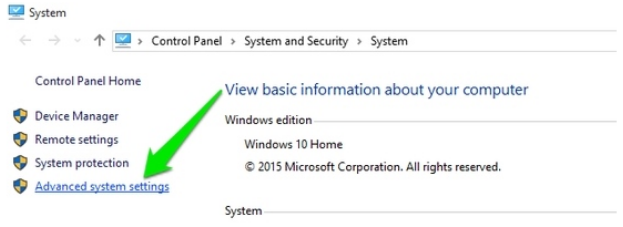 If you have this thing in Windows you'll find system menu fast with new and different.