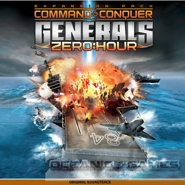 تحميل لعبة command conquer generals zero hour كاملة برابط واحد