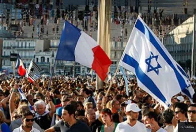 Israel Minta Warga Yahudi Tinggalkan Prancis