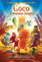 Coco, el pequeno dragon (2014) online y gratis