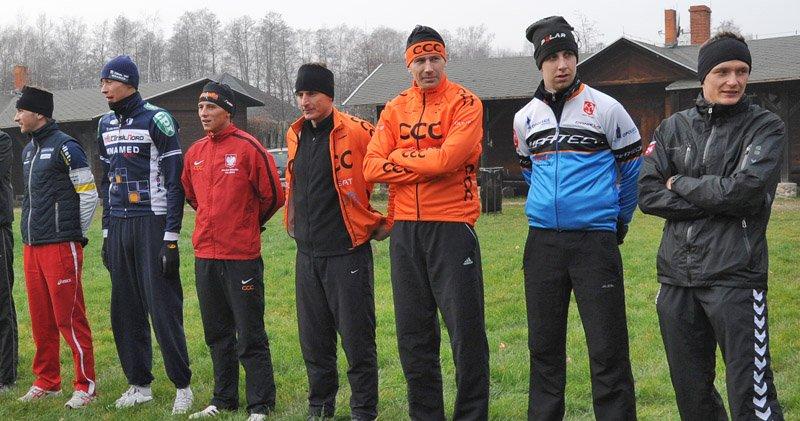 7821a231 W dniach 19-23.11.br. kolarze nowego składu ekipy CCC Polsat Polkowice wraz  z całą obsługą, spotkali się na pierwszym zgrupowaniu, które miało  charakter ...