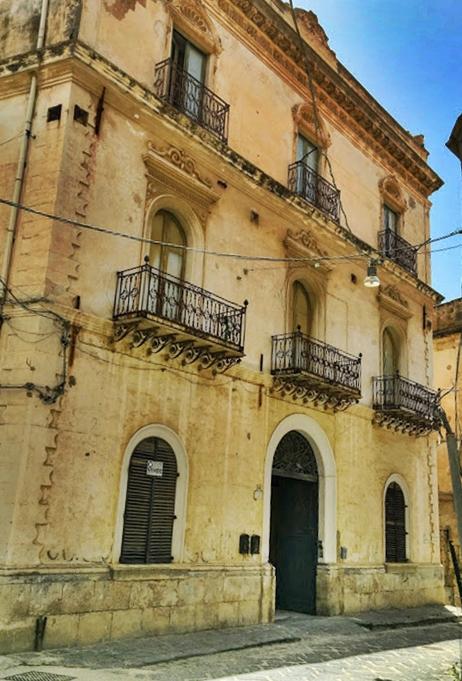 Il Palazzo Agnello di Siculiana, storica dimora baronale
