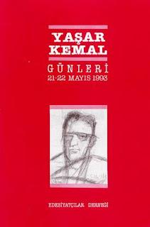 Yaşar Kemal Günleri - 21-22 Mayıs 1993