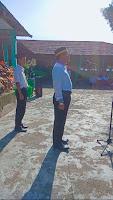 Upacara Hari Pahlawan, Kepala MIN Kota Bima Ingatkan Siswa Membaca Sejarah