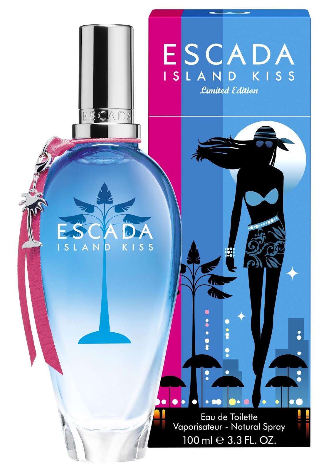 Escada Island Kiss