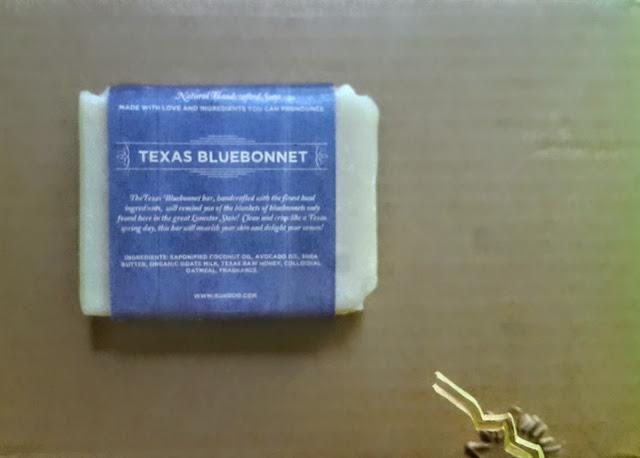 bluebonnet soap kuhdoo soap