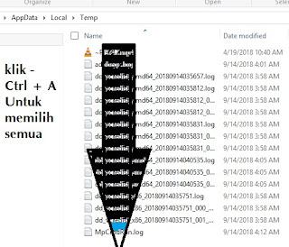 Gambar langkah ke-3 Cara Membersihkan File Sampah di Windows 8.1