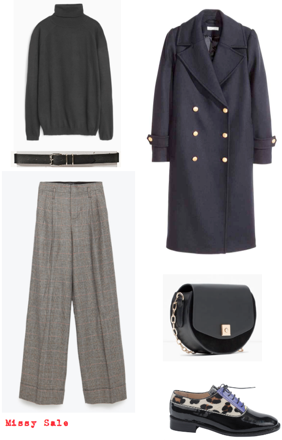 Vestir a los 50 look Katherine Hepburn  -Missy Sale-
