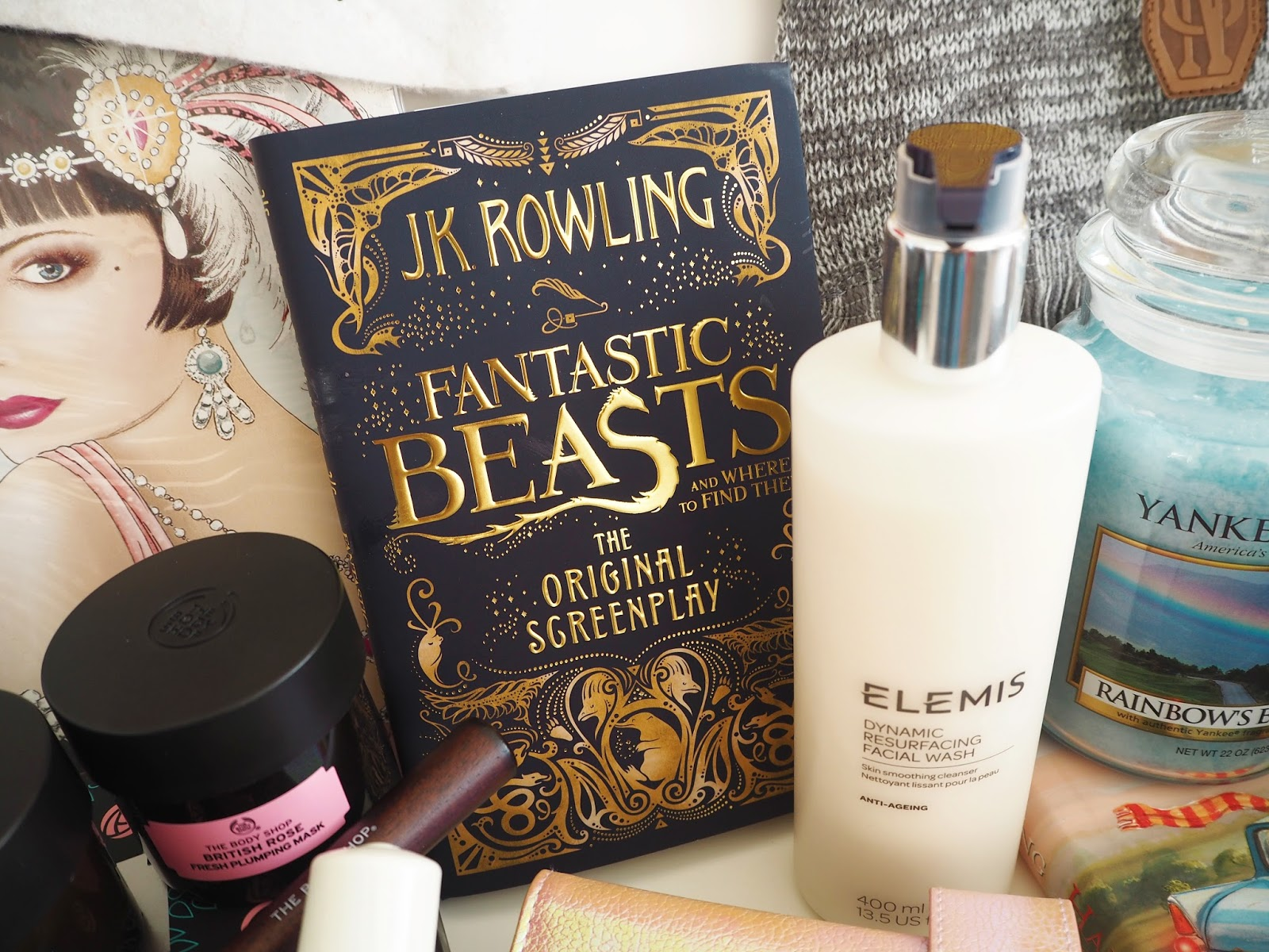 What I Got For Christmas 2016, Katie Kirk Loves, Harry Potter, Fantastic Beasts & Where To Find Them, Newt Scamander, Christmas Gifts, Christmas Presents, UK Blogger, Fashion Blogger, Beauty Blogger, Lifestyle Blogger, Present Haul